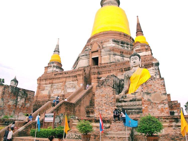 Ayutthaya day trip Bangkok 6