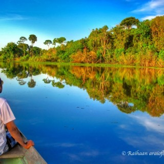 What should I do with my life Amazon Jungle Travel