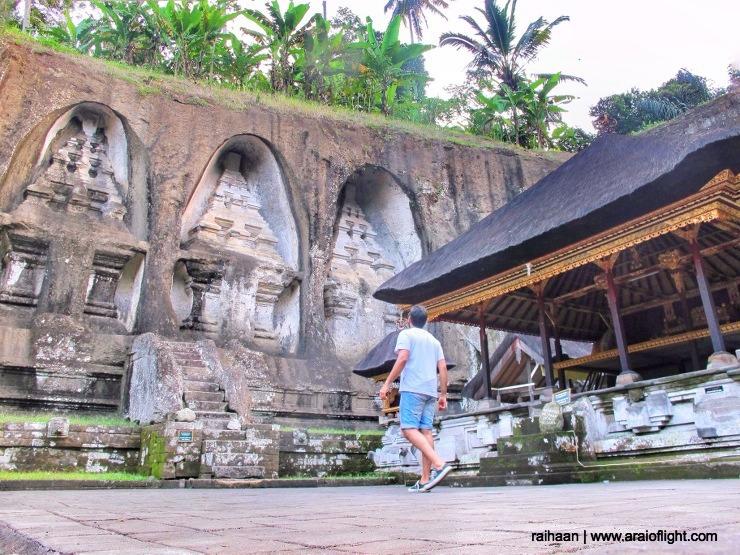 Visit Pura Gunung Kawi Bali Indonesia travel 1