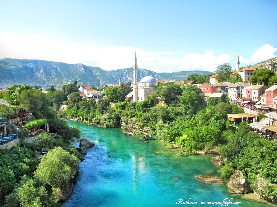 travel mostar Bosnia 4