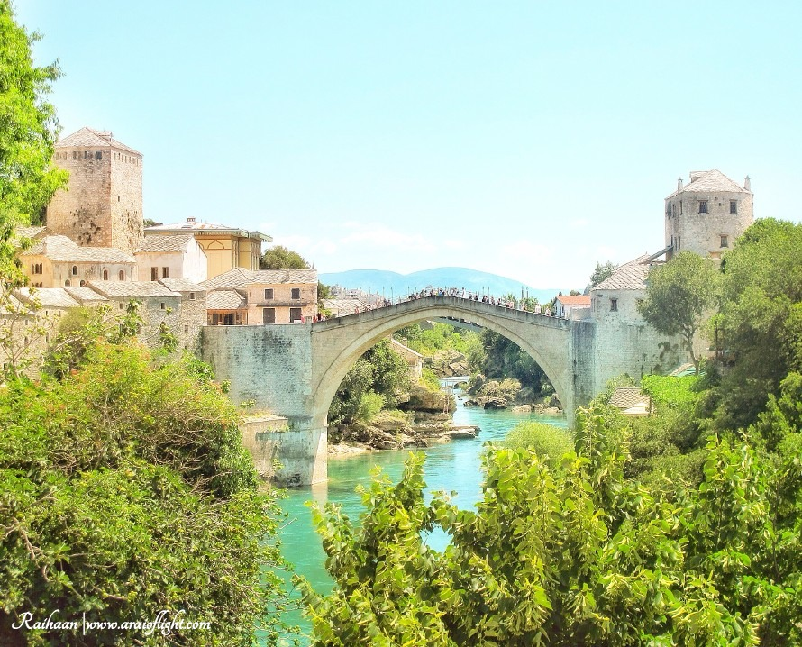 mostar travel Bosnia 3