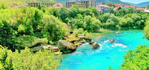 mostar travel Bosnia 2