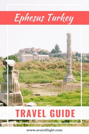 A day in Ephesus travel Guide