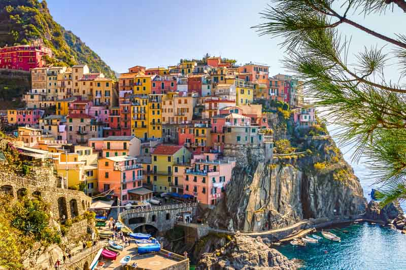 Manarola village Cinque Terre Travel Guide