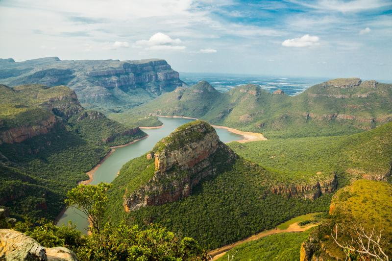 Landscape South Africa travel tips first time travellers