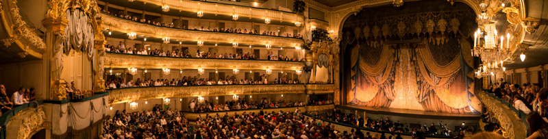 Travel St Petersburg Mariinsky Theatre