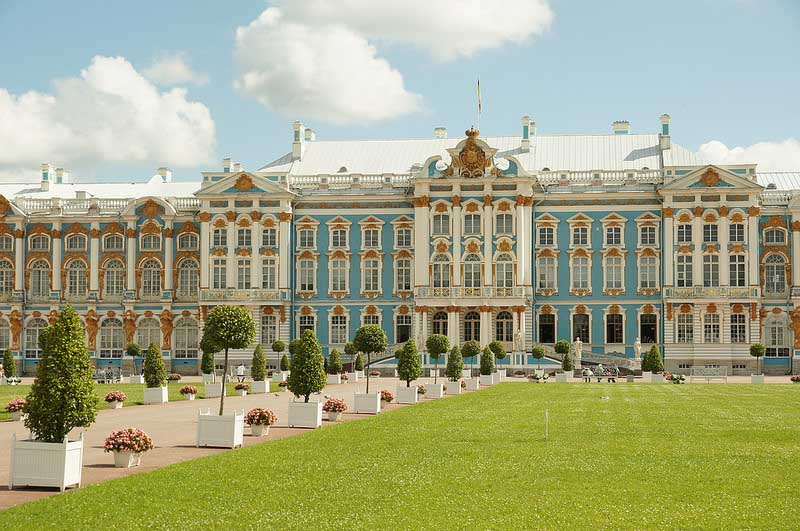 top things to do St petersburg Tsarskoye Selo and Catherine Park