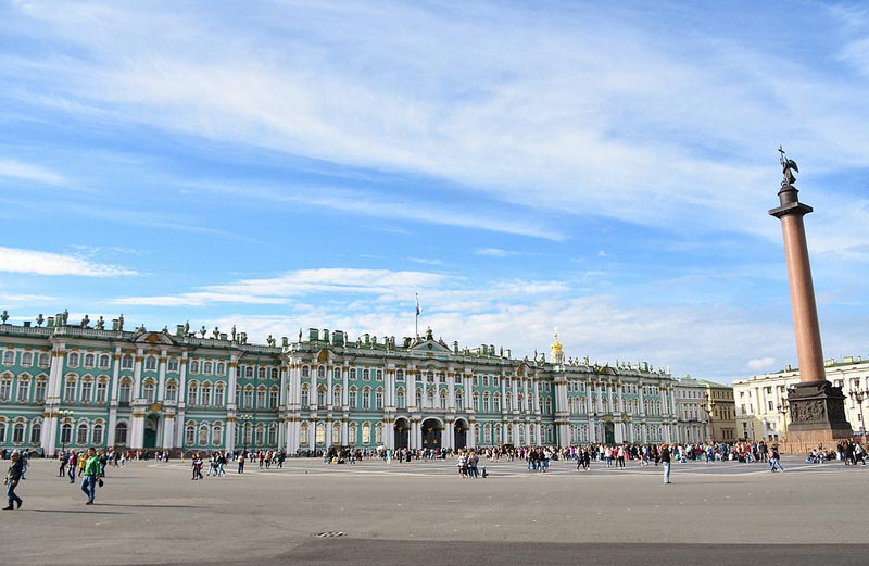 top things to do St petersburg Winter Palace