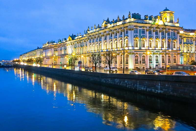 top things to do St petersburg Hermitage Museum