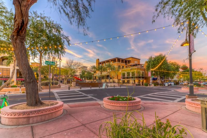 Downtown Scottsdale Phoenix things to do