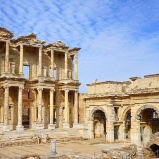 Ephesus day trip ruins Selcuk Library of Celsus