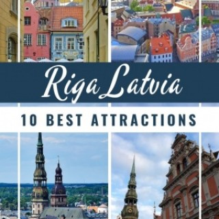 weekend riga. top things to do