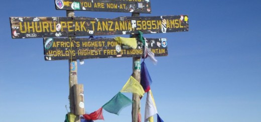 Uhuru peak Tanzania summit Kilimajaro How long does it take to climb