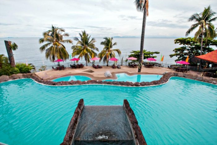 Affordable beach resort eagle point beach and dive resort batangas