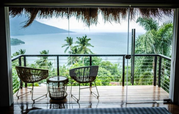 Affordable beach resort villas by eco hotel batangas