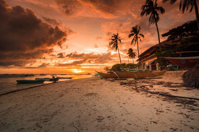 sunset beach captions insta summer