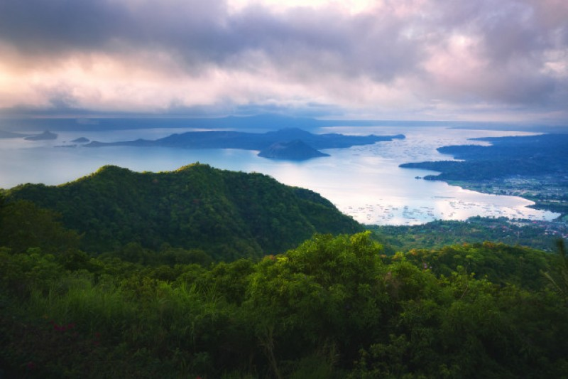 Best Things to Do in Tagaytay tourist spots Taal lake volcano