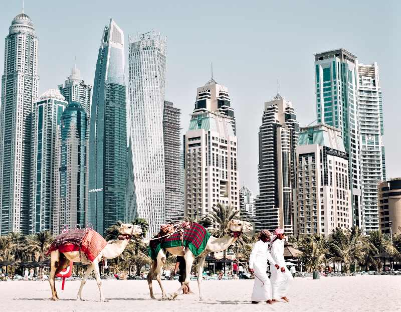 Dubai stopover itinerary places to visit day