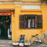 hoi an city asia vietnam shopping guide souvenirs