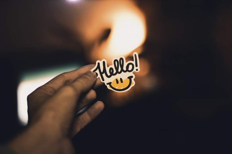 Hello smile every language in the world