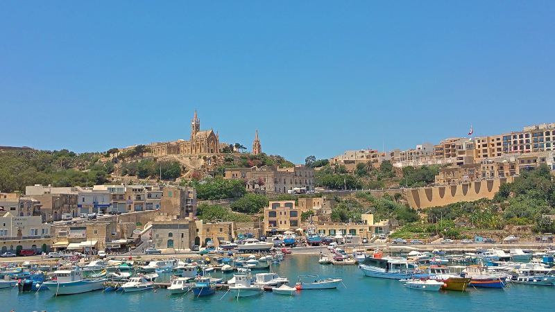 Mġarr Harbour Gozo Things to do Malta