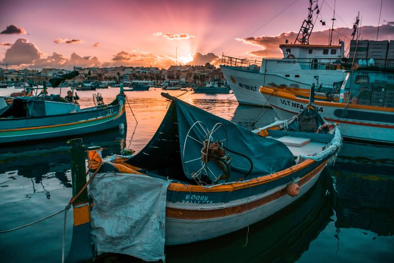 Marsaxlokk Fishing Village things to do Malta visit