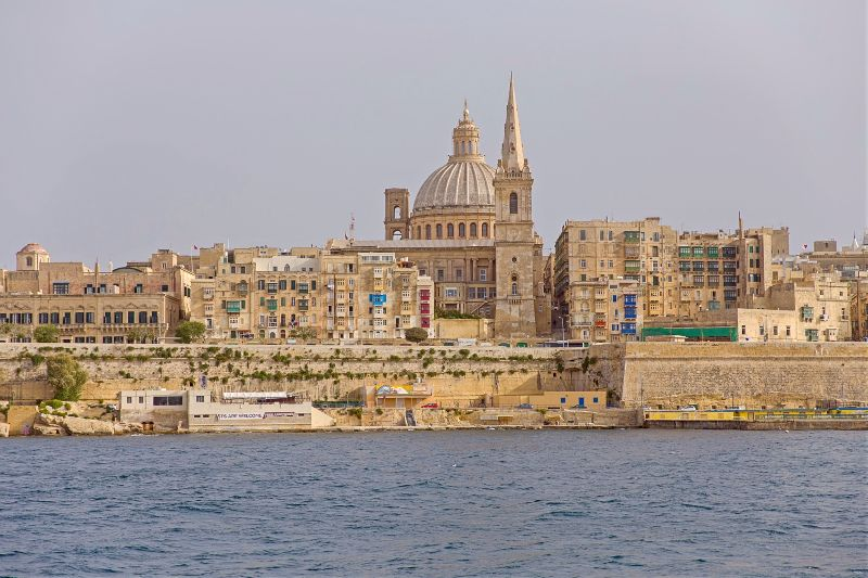 Travel Malta Valetta Things to do Sightseeing Attractions