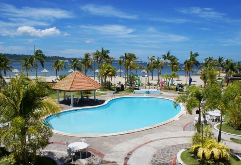Vista Marina Hotel and Resort Zambales Beach