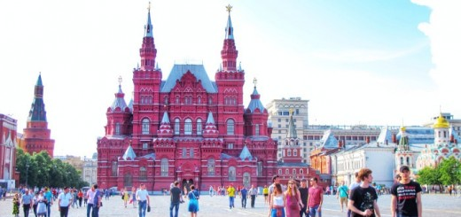 Inspire x5 travel photography Moscow